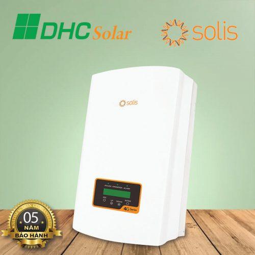 inverter solis 1P 2,5-6KW