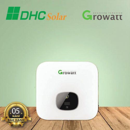 thiết bị hoà lưới inverter growatt 5kw- 5000-TLX