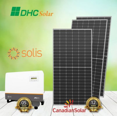 combo solis canadian 25kw