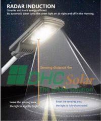 đèn cảm biến liên thế 20w