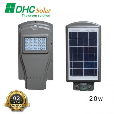 đèn năng lượng mặt trời 20W