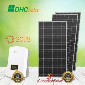 Hệ thống điện mặt trời 20kW