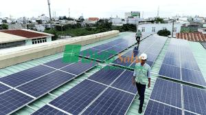 hệ thống điện năng lượng mặt trời dự trữ