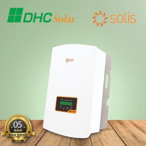 inverter Solis 3p 5-20k - 4G