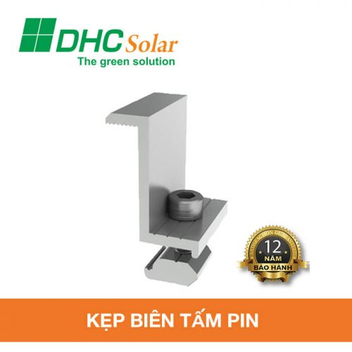 kẹp biên tấm pin năng lượng mặt trời
