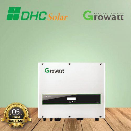 Thiết bị hòa lưới Inverter Growatt 10kW-(10000TL3-S)
