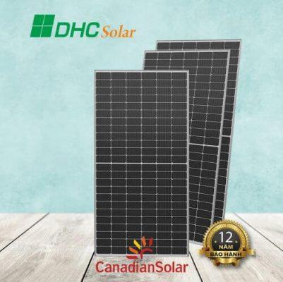 Pin canadian solar