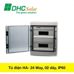 Tủ điện năng lượng mặt trời 24 Way