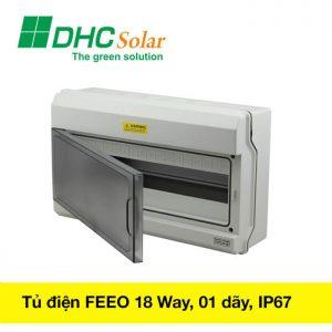 Tủ điện năng lượng mặt trời 18 Way