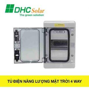 Tủ điện năng lượng mặt trời 4 way
