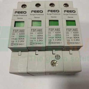 Chống sét AC FEEO 400V 4pha