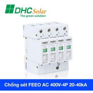 Chống sét lan truyền AC 400V 4pha 20-40kA FEEO