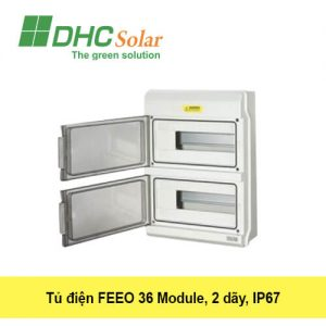 Tủ điện năng lượng mặt trời FEEO 36 Way
