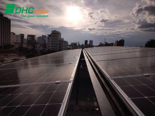 DỰ án 12kW điện mặt trời