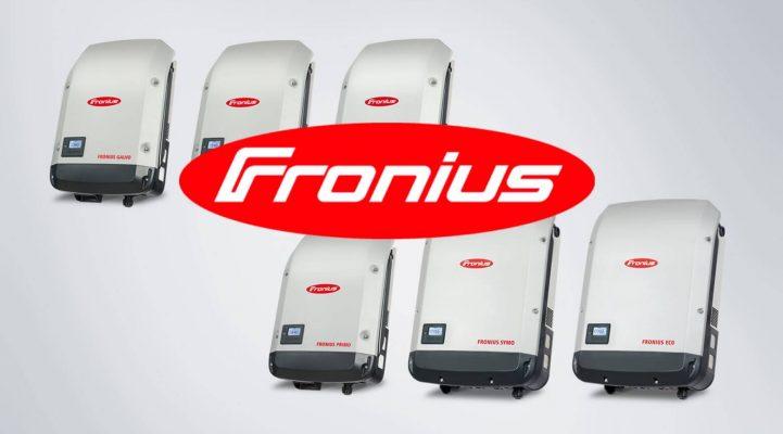 Biến tần Fronius