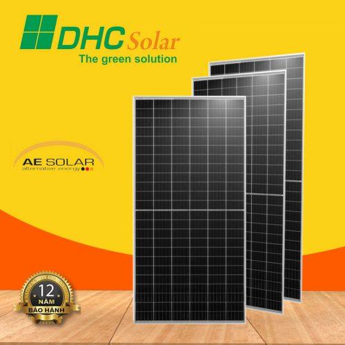 Giá tấm pin AE Solar