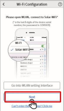 cài wifi goodwe
