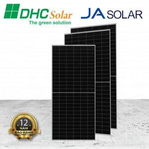 Pin JA Solar