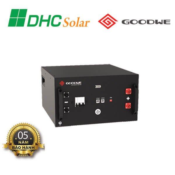 Pin lưu trữ điện mặt trời