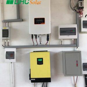 điện mặt trời độc lập 3kw