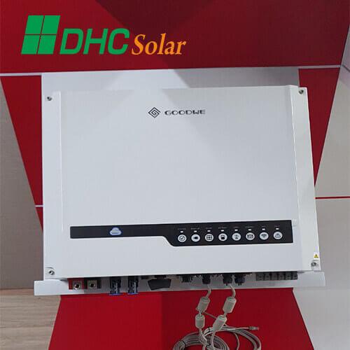 điện mặt trời hybrid 10kW