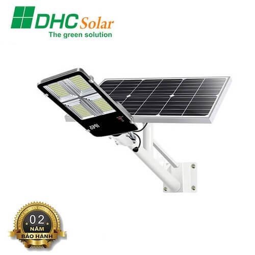 đèn đường năng lượng mặt trời tại Ninh Thuận