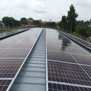 lắp đặt điện mặt trời 3kW